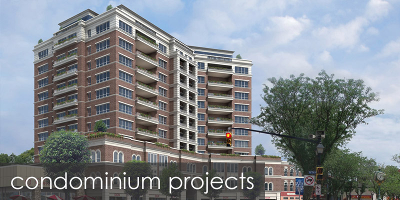 Condominium Architecture Projects