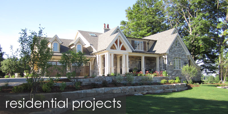 Residential Architecture Projects